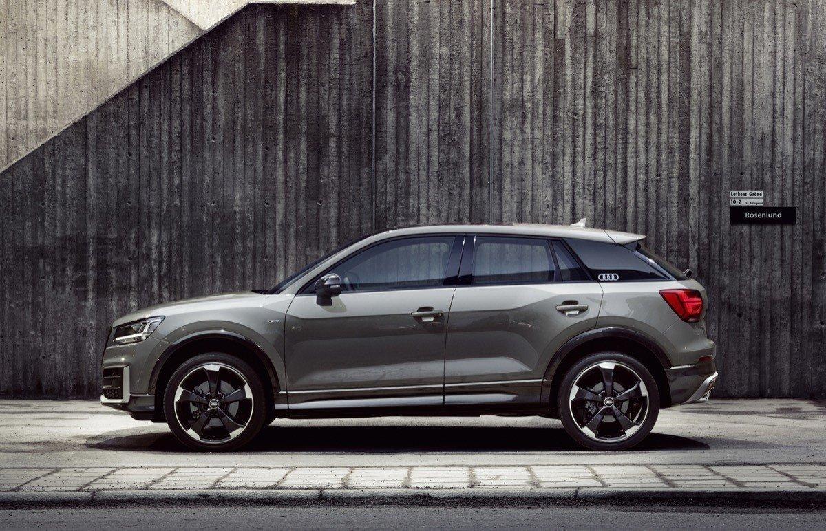 Audi Q2 Edition #1
