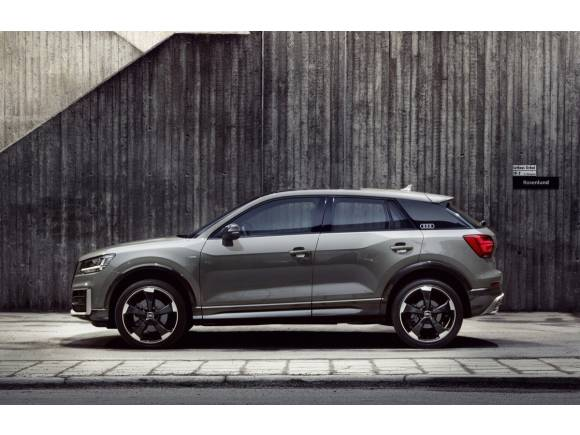 Audi Q2 Edition #1, más deportividad para el SUV pequeño de Audi