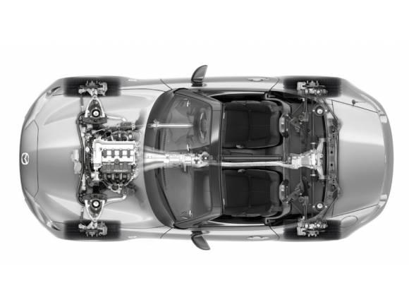 Nuevo Mazda MX-5: Llega la cuarta generación