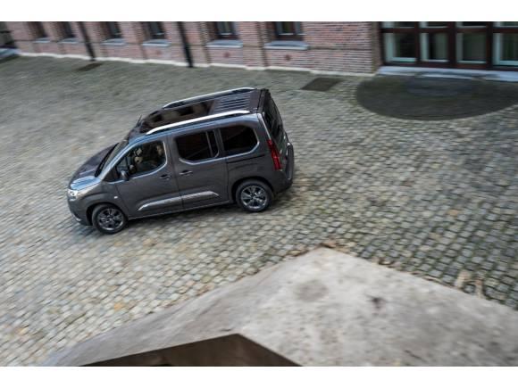 Toyota Proace City Verso: precio, equipamiento, versiones y fotos