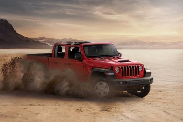 Jeep Gladiator: el nuevo pick-up que quiere dominar la arena