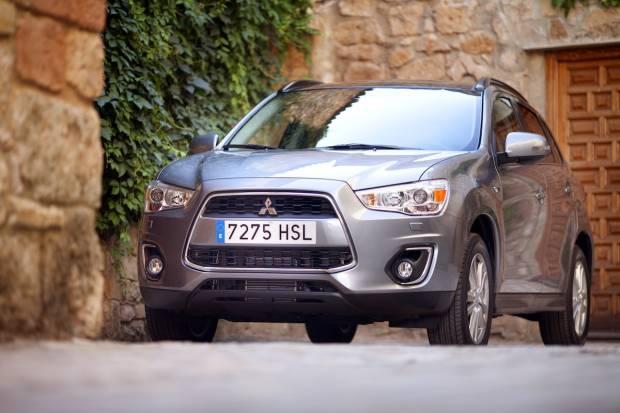 Mitsubishi ASX diésel con nuevo cambio automático