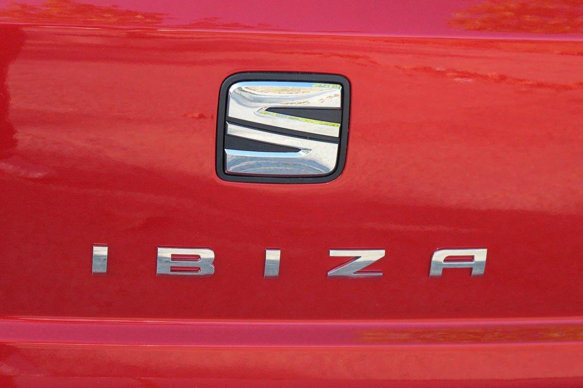 Prueba Seat Ibiza