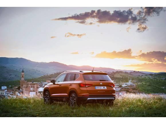 Prueba Seat Ateca, el SUV español