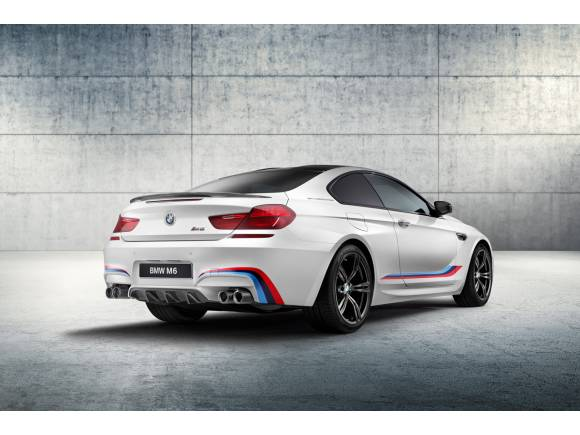 BMW M6 Competition Edition, decorado como el GT3
