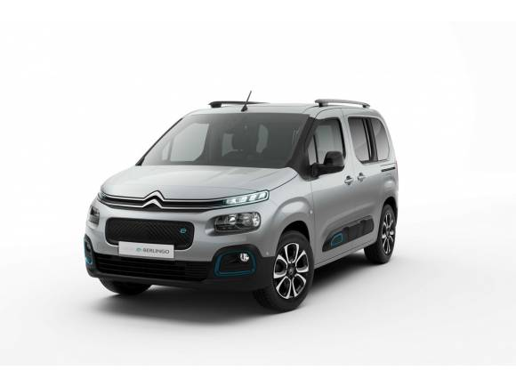 Citroën ë-Berlingo: la polivalencia del monovolumen con motor eléctrico
