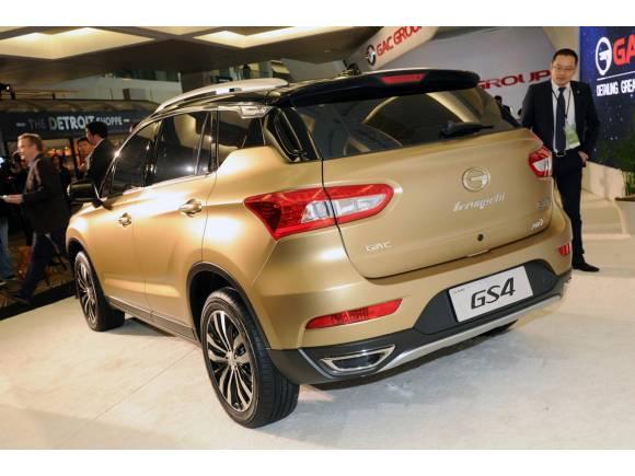 GAC GS4 Trumpchi: otra marca china para el mercado