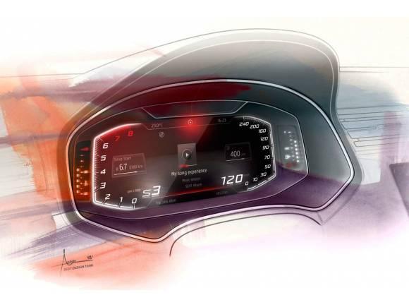 Vídeo: cuadro instrumentación digital de SEAT Ibiza y Arona