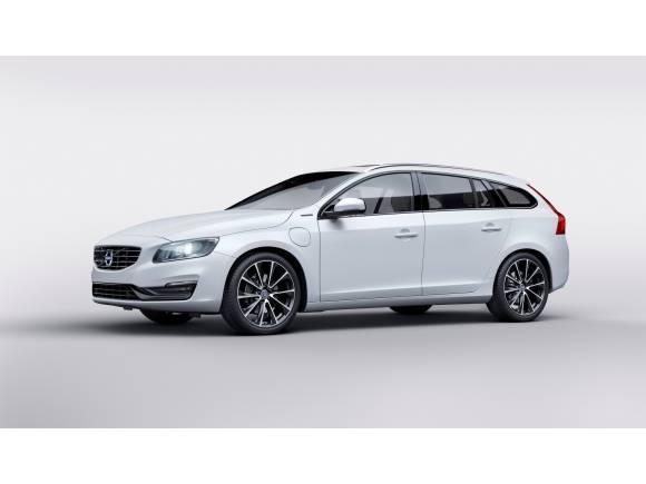 Volvo V60 D5 Twin Engine: nuevo híbrido enchufable