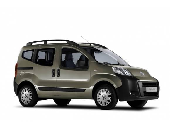 El Citroën Nemo Multispace cambia su motor diésel