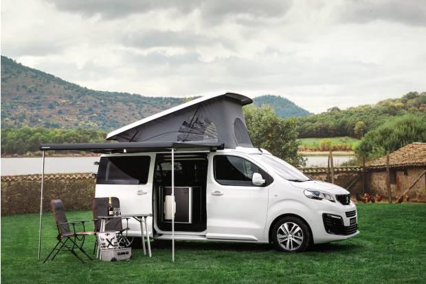 Peugeot Traveller by Tinkervan, nuevo camper de fábrica