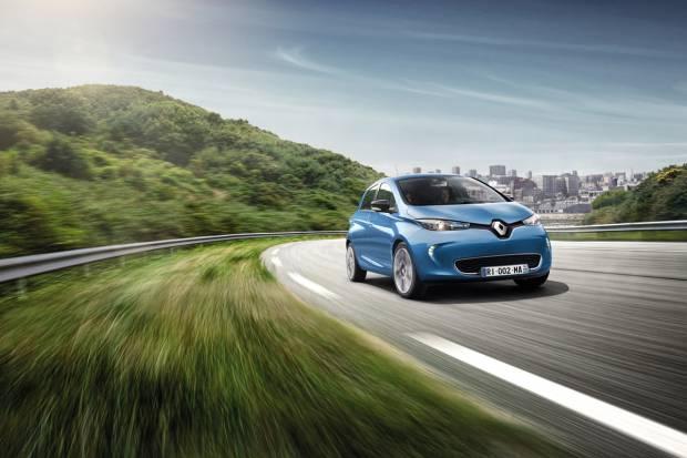 Nuevo Renault Zoe, con 400 kilómetros de autonomía
