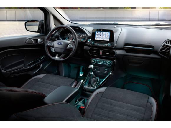 Primera prueba del Ford EcoSport, mejorando mucho lo presente