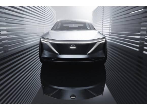 Nissan IMs Concept: el prototipo que es berlina y crossover a la vez