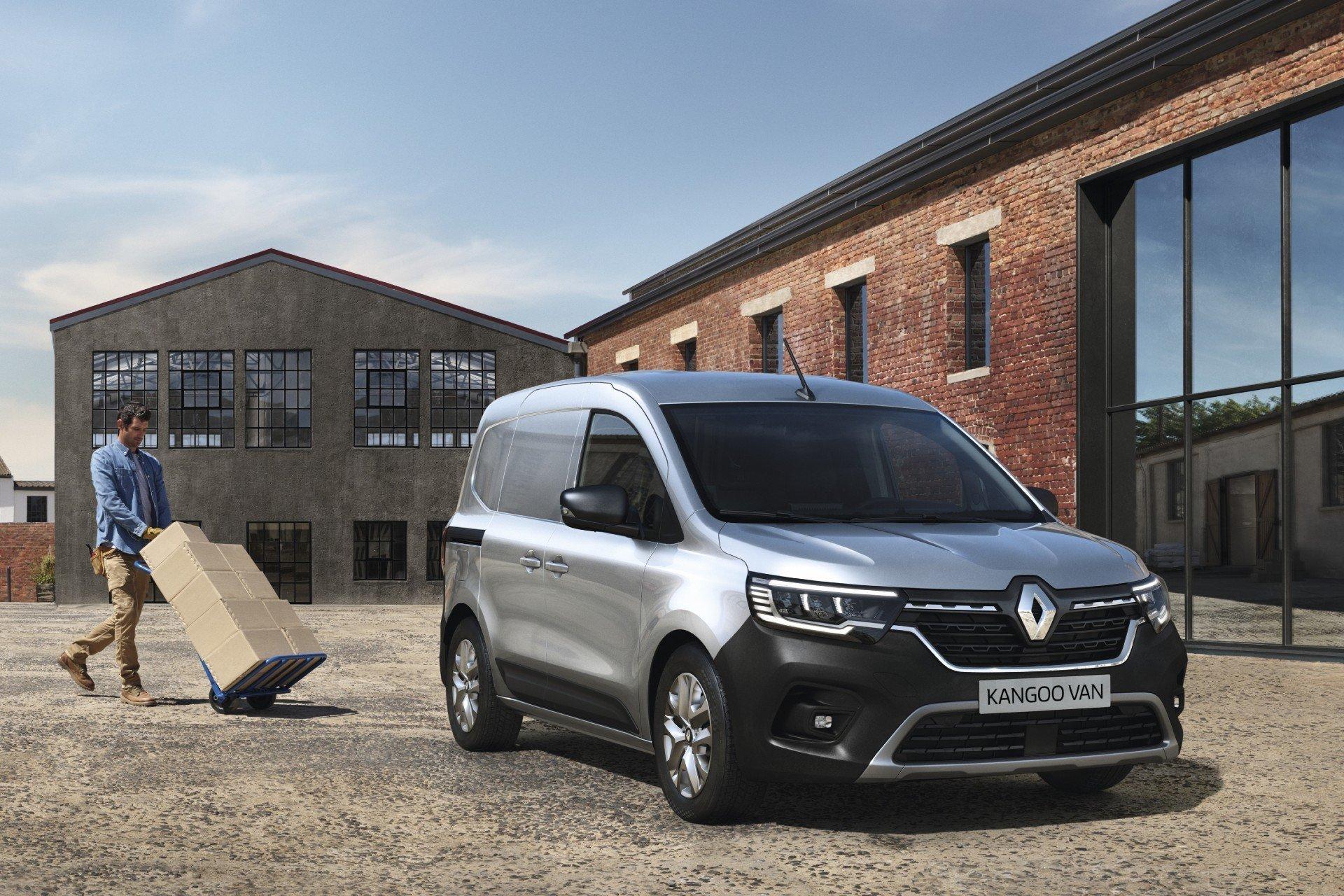 Renault Kangoo Express cargo combi