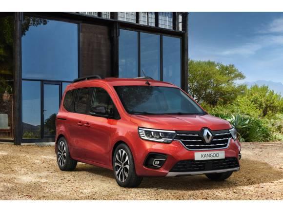 Así son los nuevos Renault Kangoo y Express