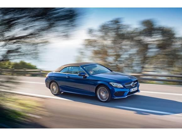 Nuevo Mercedes Clase C Cabriolet, empieza la primavera