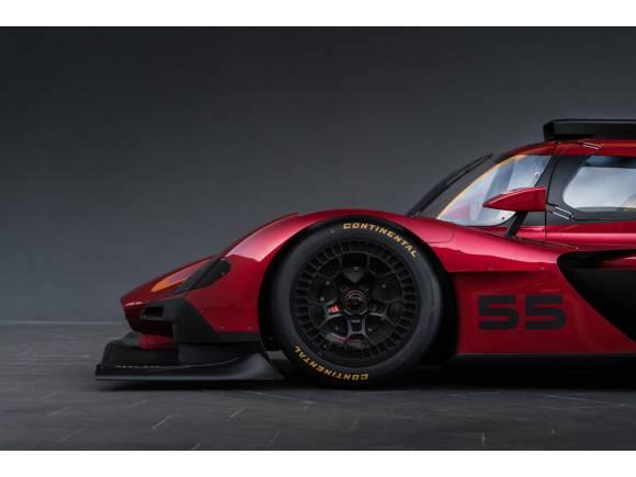 Mazda RT24-P, el coche para ganar en el IMSA SportsCar WeatherTech