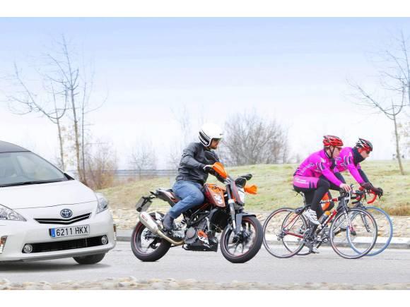 Consejos y normas para la convivencia entre ciclistas y conductores