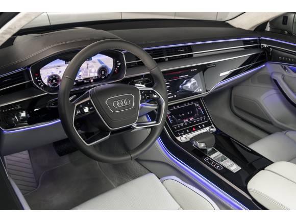 Prueba Audi A8 50 TDI. ¿Mejor en diésel?