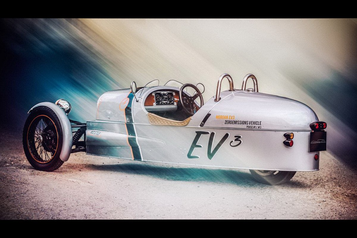 Morgan Concept EV3