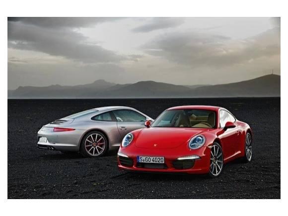 Vídeo: Porsche 911 2012