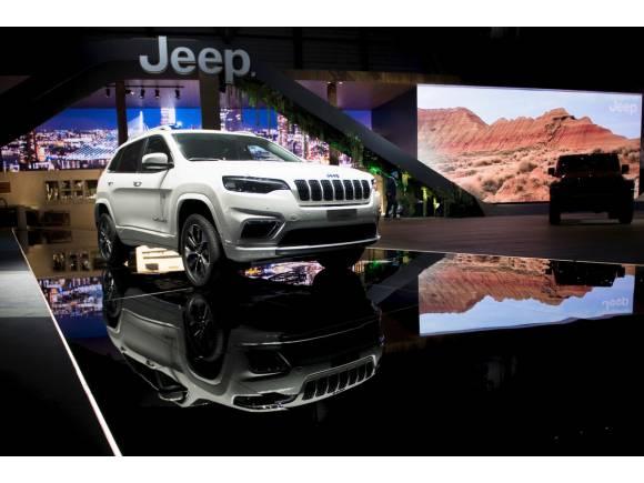Nuevo Jeep Cherokee, así será en nuestro país