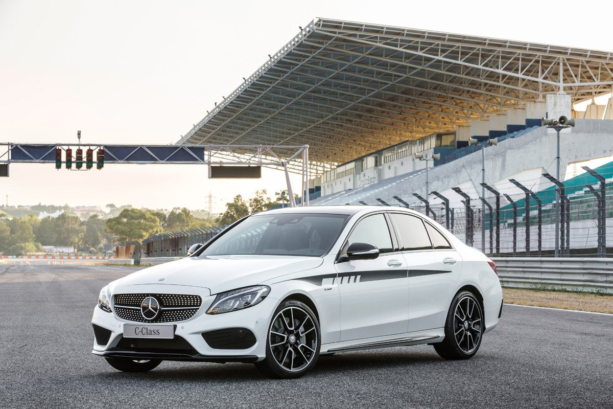 Mercedes Clase C AMG