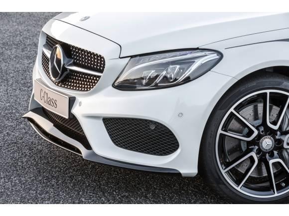 El Mercedes Clase C ya tiene sus piezas AMG