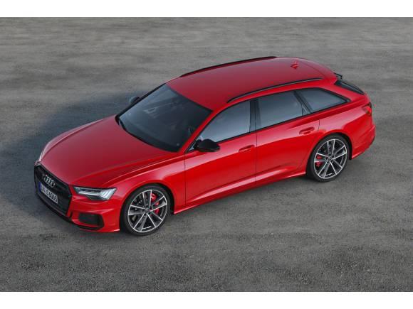 Los Audi S6 y S7 tendrán ahora la pegatina ECO de la DGT