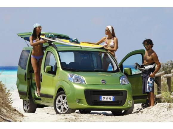 Fiat Qubo Trekking, para los amantes de la naturaleza