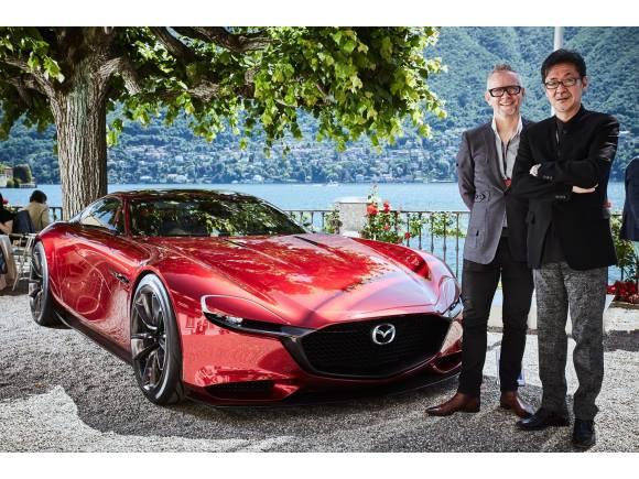Mazda RX-Vision, la vuelta al motor rotativo