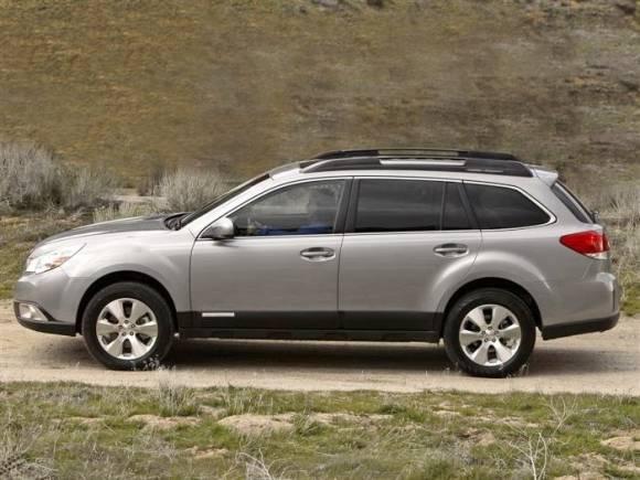 Nuevo Subaru Outback