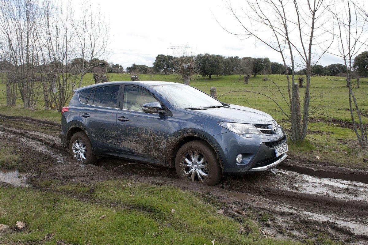 Toyota Rav4 2013  Prueba Y Precios Para Espa U00f1a
