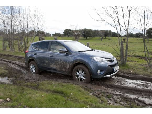 Toyota Rav4 2013, prueba y precios para España