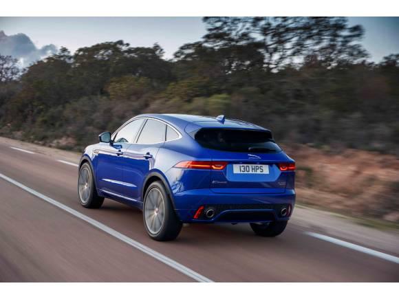El Jaguar E-PACE estrena motor de gasolina y más tecnología