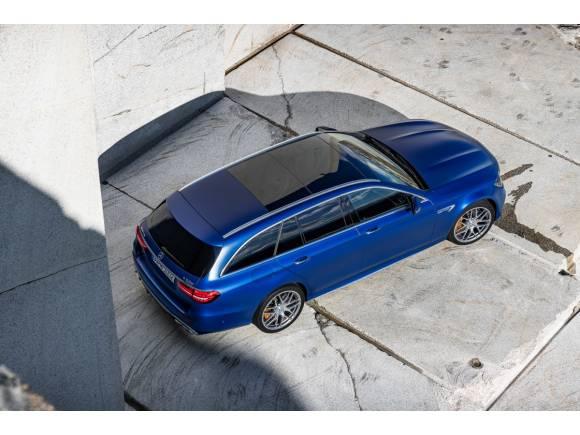 Nuevos Mercedes-AMG E 63 y E 63 S: hasta 612 CV y un rendimiento extraordinario