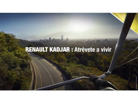 Renault Kadjar, primer SUV mediano de Renault