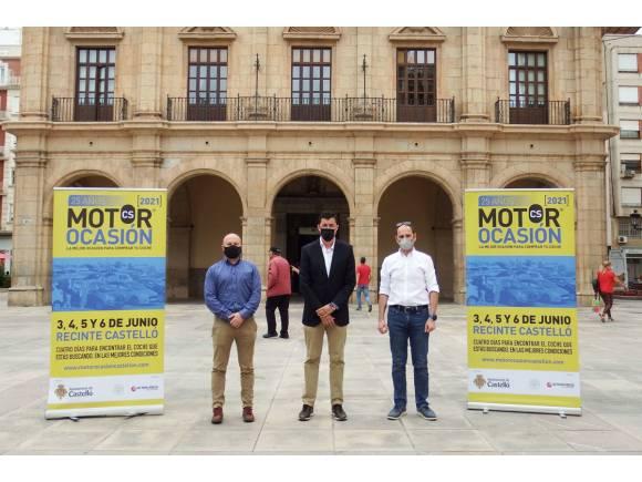 Motorocasión Castellón 2021 se celebrará del 3 al 6 de junio