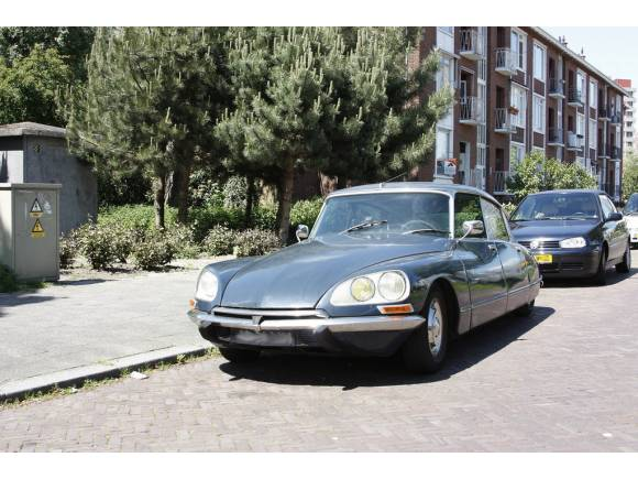 Citroën DS 21. ¿Lo restauro o no?