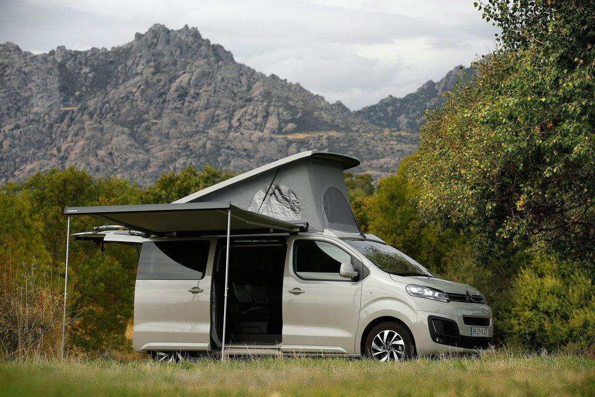 Citroën SpaceTourer by Tinkervan
