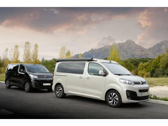 Nuevo Citroën SpaceTourer by Tinkervan, llega la versión camper