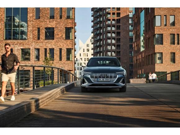 Audi e-tron Sportback: todo sobre el SUV coupé eléctrico
