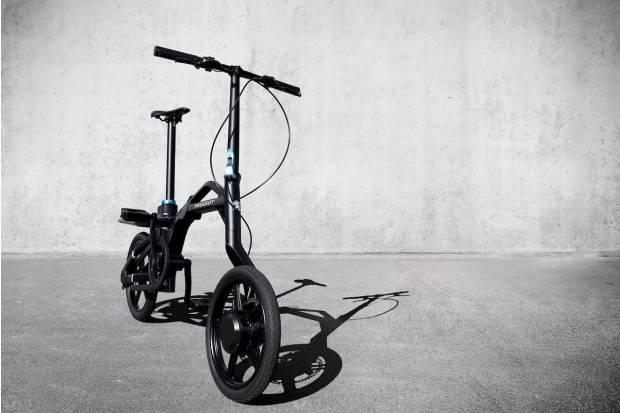 La bicicleta eléctrica plegable de Peugeot a la venta en España