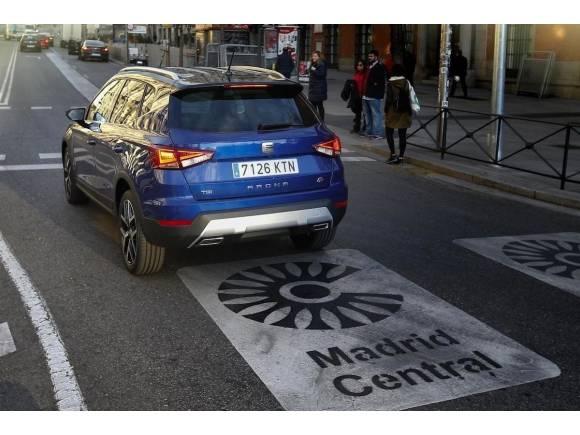 Madrid Central mantendrá el veto a los coches con etiqueta C