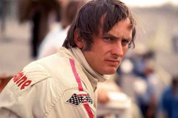 Chris Amon, el