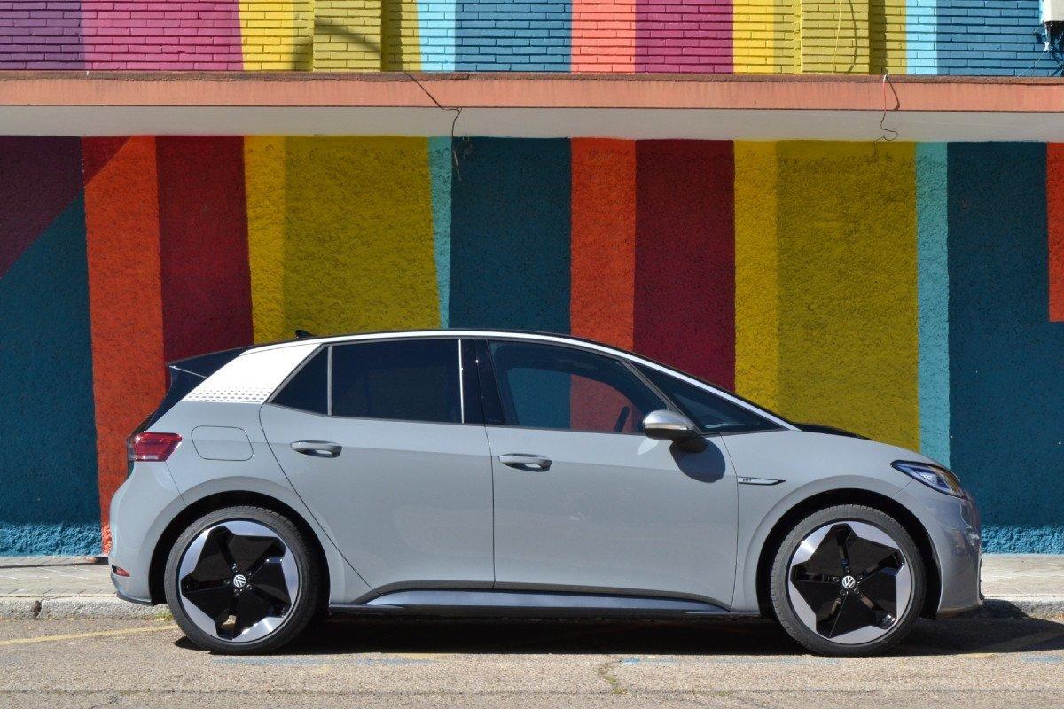 Volkswagen e-golf id.3