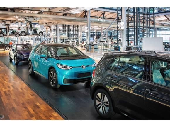 Adiós Volkswagen e-Golf... hola, Volkswagen ID.3 de acceso