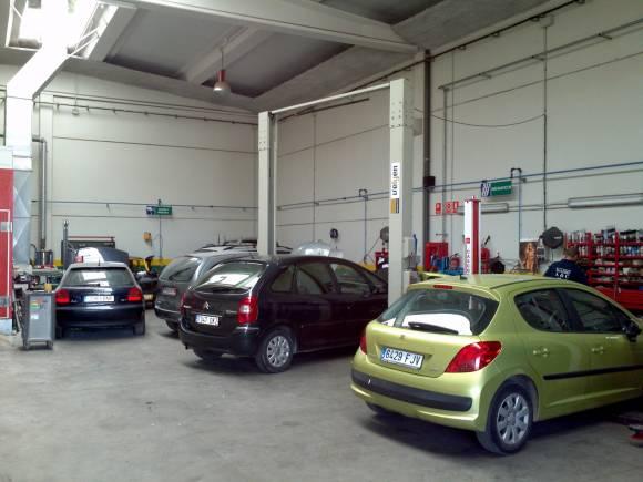 Millones de coches circulan en España sin pasar las revisiones