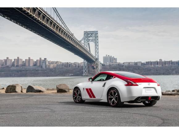 Nissan celebra el 50 Aniversario del primer Z con una edición especial del 370Z